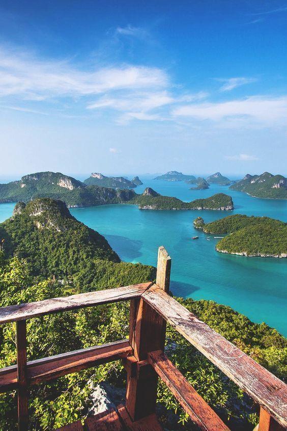 Parque Marino de Ang Thong