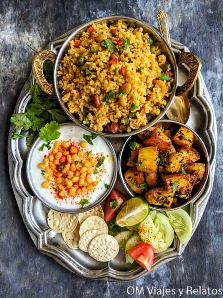 especias-gastronomía-India