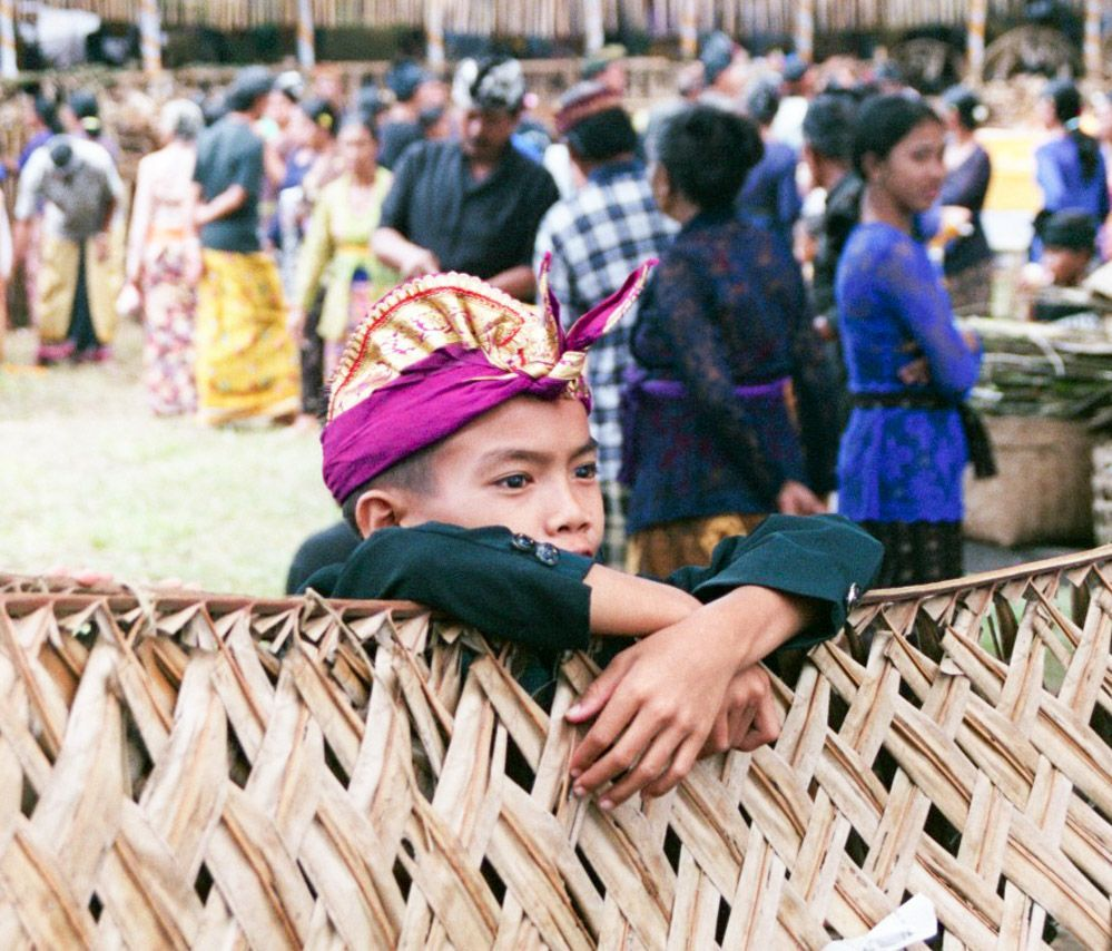 Bali-funeral