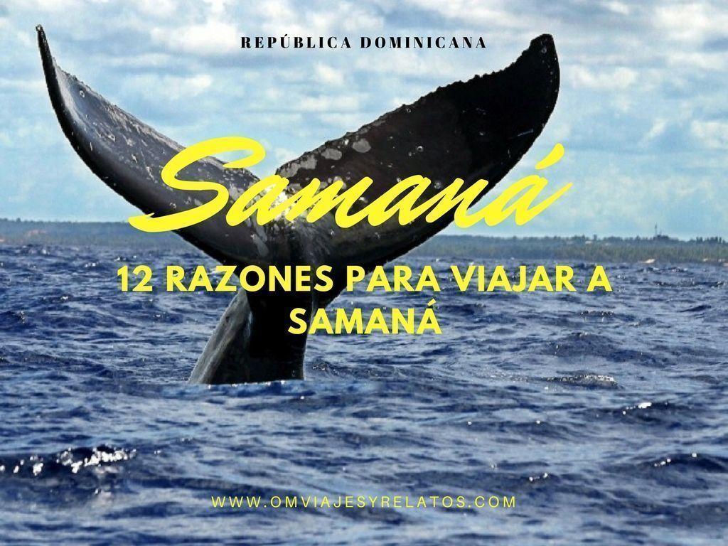12-razones-para-viajar-a-Samaná