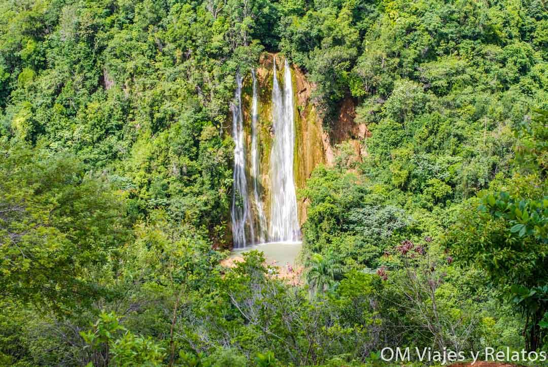 cascada-Limón-República-Dominicana