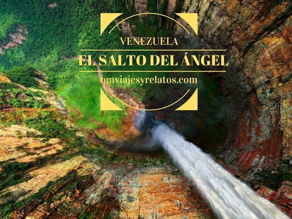 el-salto-del-Angel-Venezuela