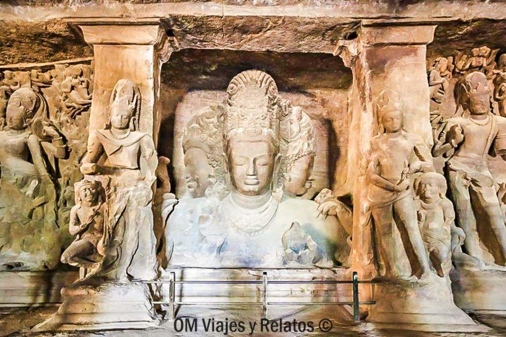 ruta-India-sur-que-ver-Elephant-Caves