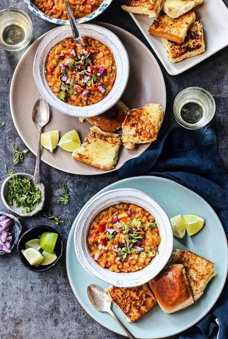 Bombay-gastronomía