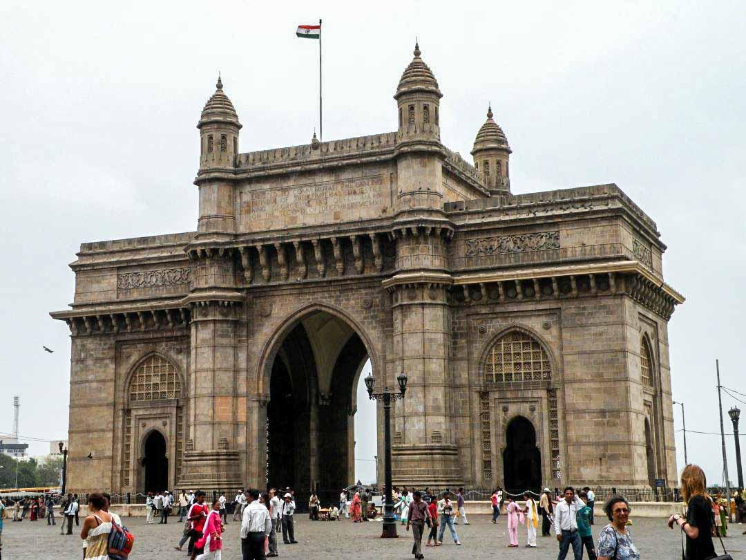 India´s Gate, Mumbai- que-ver-en-Bombay