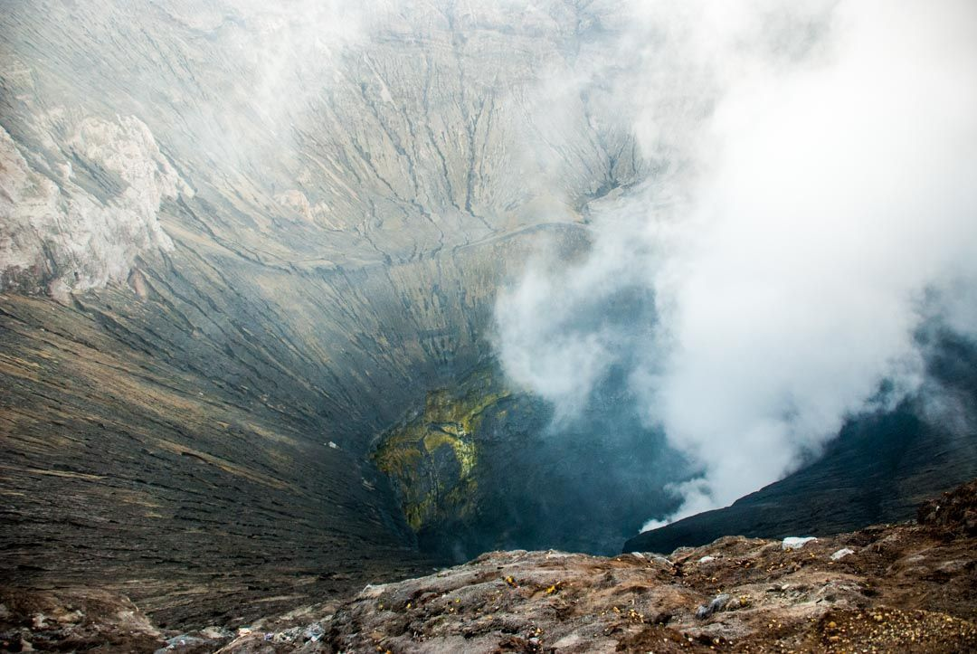 Volcán-Bromo