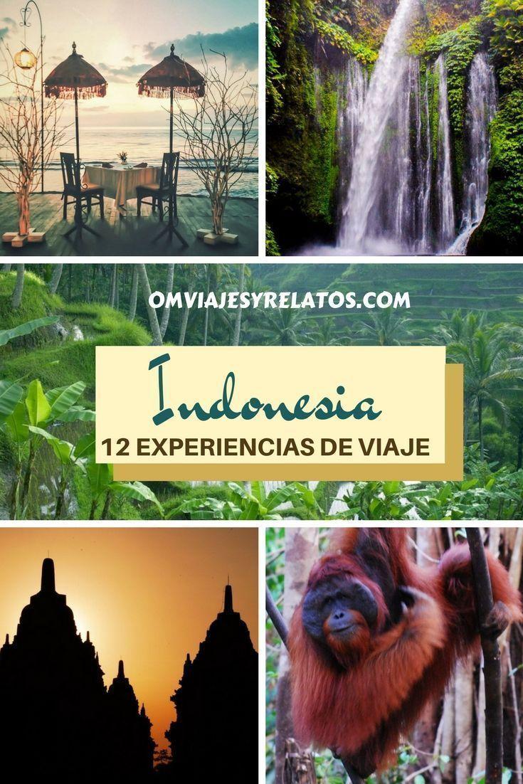viaje a Indonesia