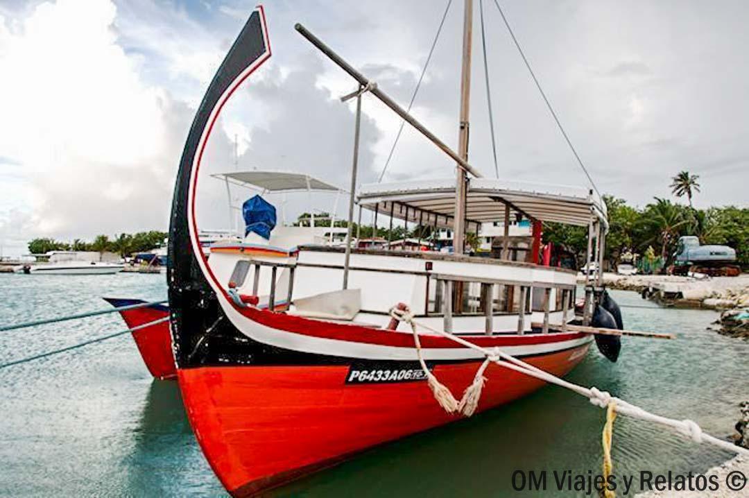cómo-llegar-en-ferry-Maldivas