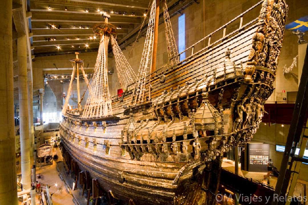 viajar-a-Estocolmo-Museo-Vasa-Estocolmo-turismo