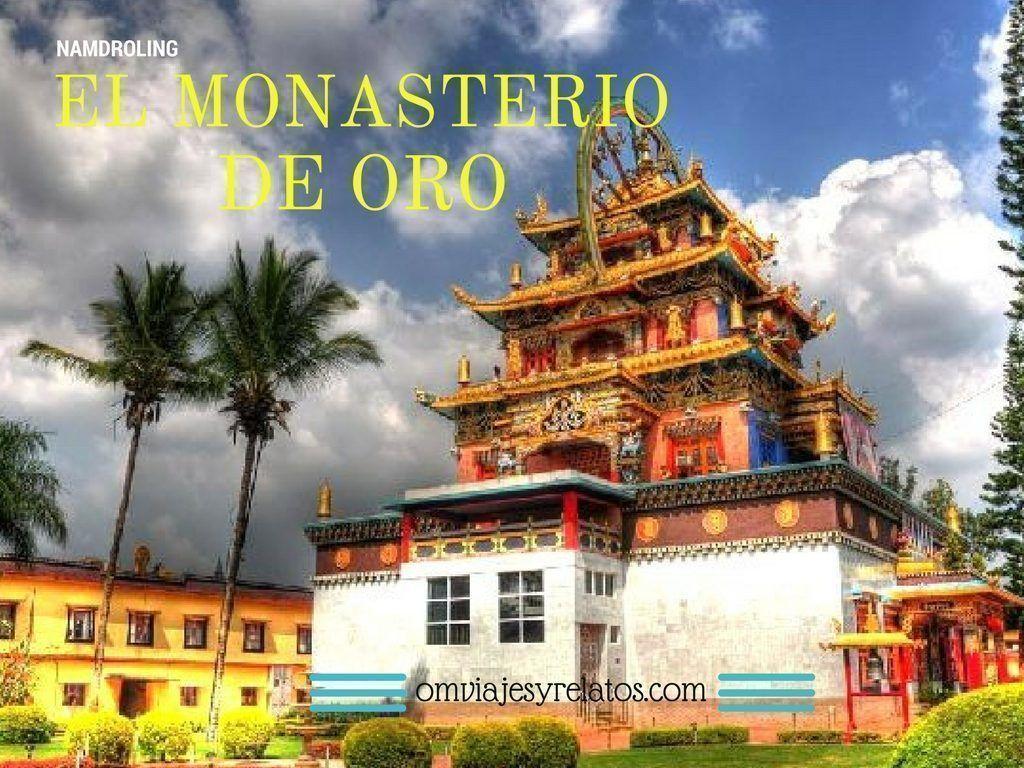 Monasterio-India