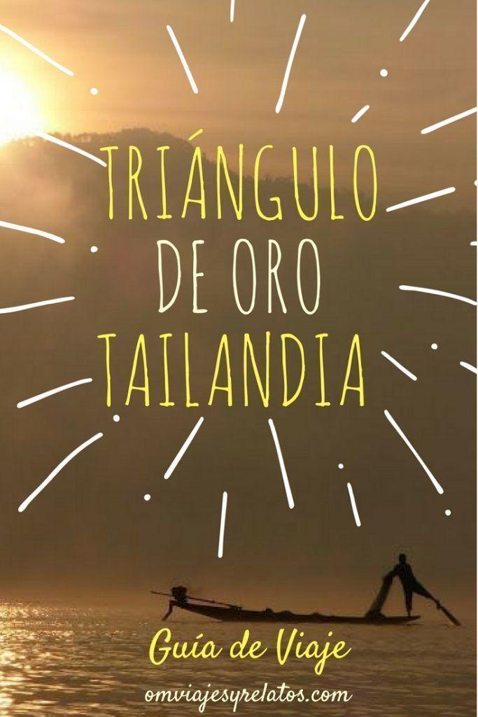 El tri ngulo de oro de tailandia un recorrido por el for Piscina triangulo de oro