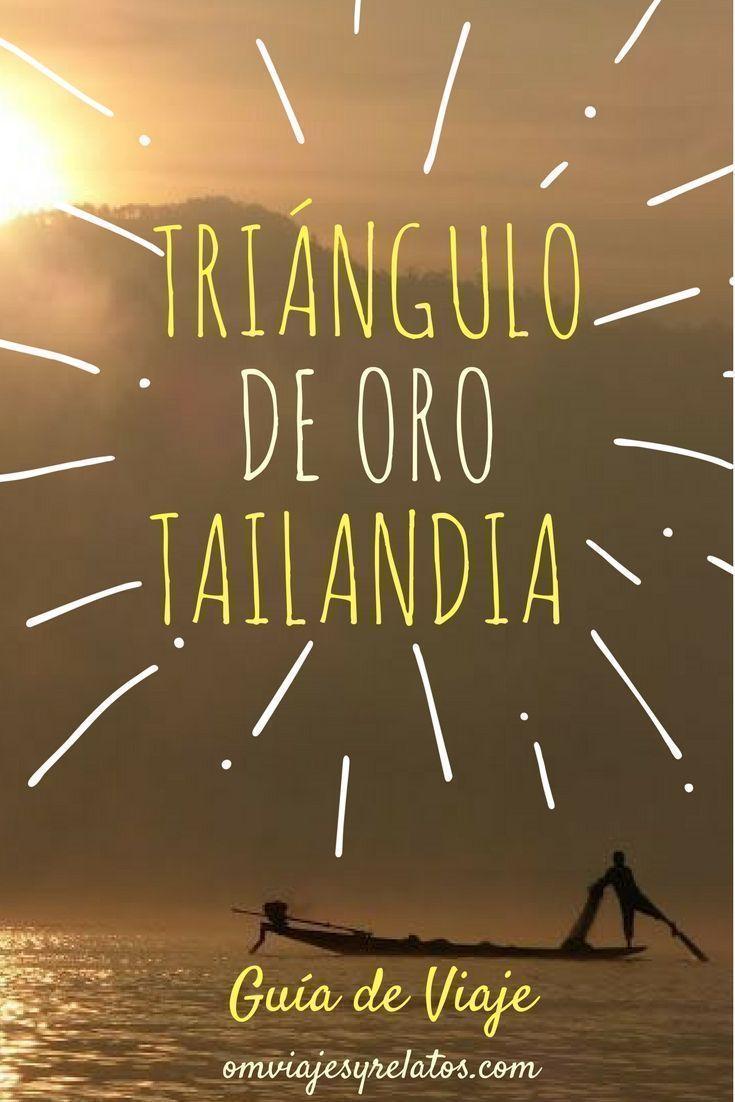 TRIÁNGULO-ORO-TAILANDIA
