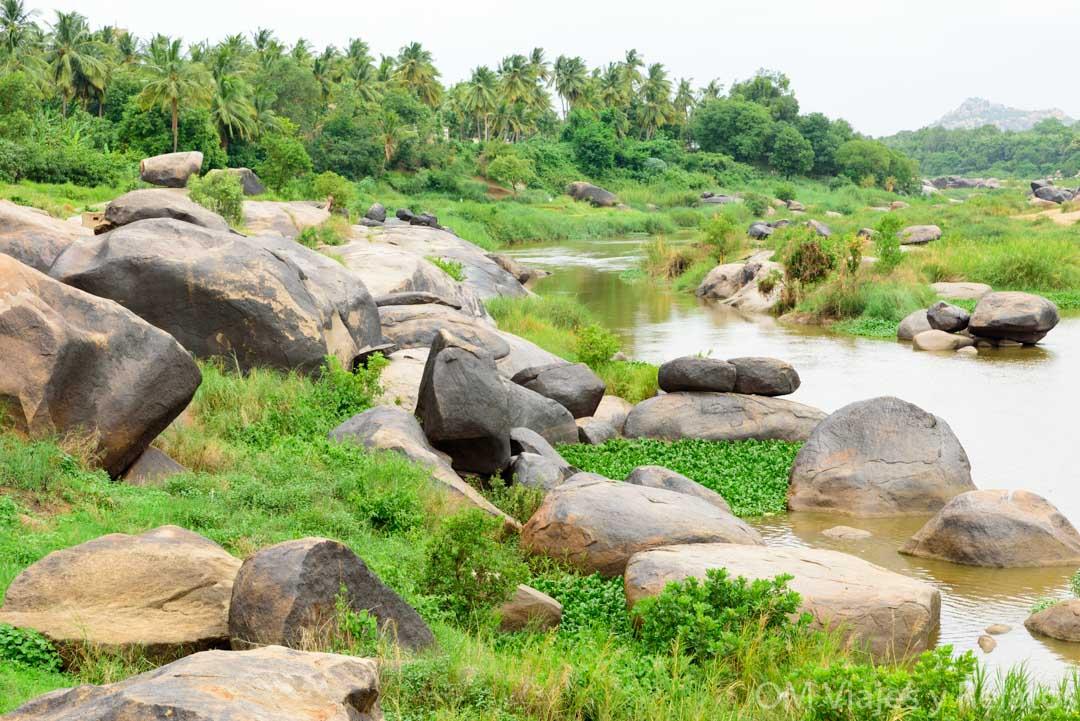 Paisajes-Hampi-India