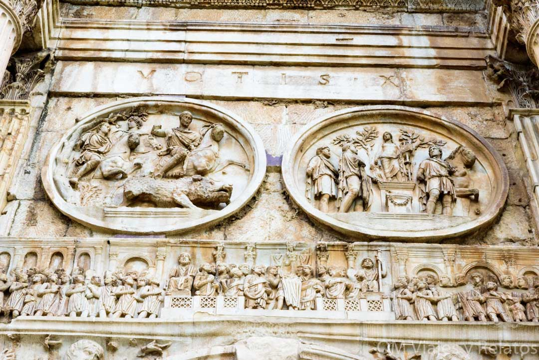 Arco-de-Constantino-Roma