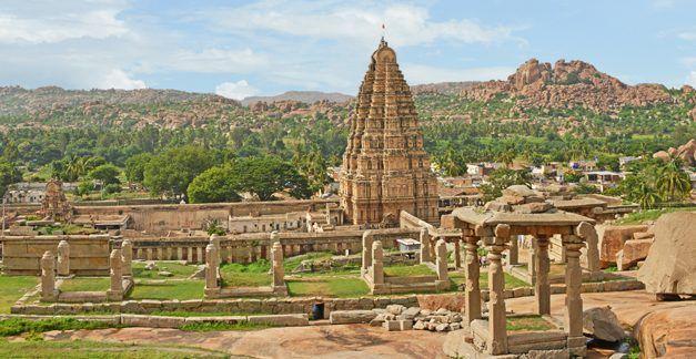 MONUMENTOS QUE VER EN HAMPI: EL LUGAR MÁS ESPECTACULAR DEL SUR DE LA INDIA