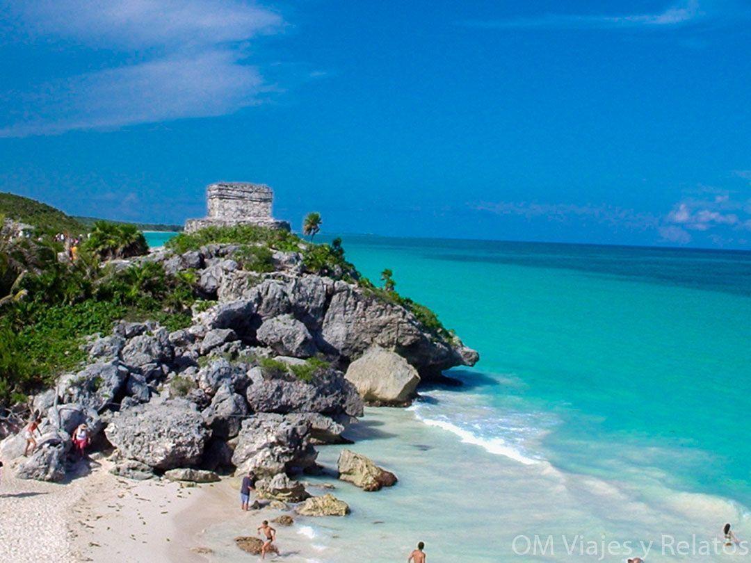 Las-mejores-excursiones-de-la-Riviera-Maya-Las-ruinas-de-Tulum