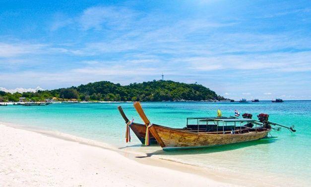 MEJORES ISLAS DE TAILANDIA: 7 ISLASPARADISÍACAS [+MAPAS CON LAS MEJORES PLAYAS]