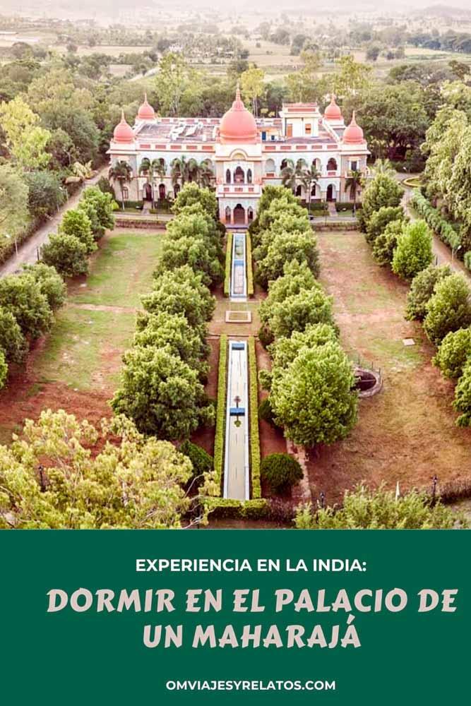 HOTELES DE LUJO EN LA INDIA