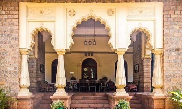 HOTELES DE LUJO EN LA INDIA: SHIVAVILAS PALACE, LA EXPERIENCIA DE DORMIR COMO UN MAHARAJÁ