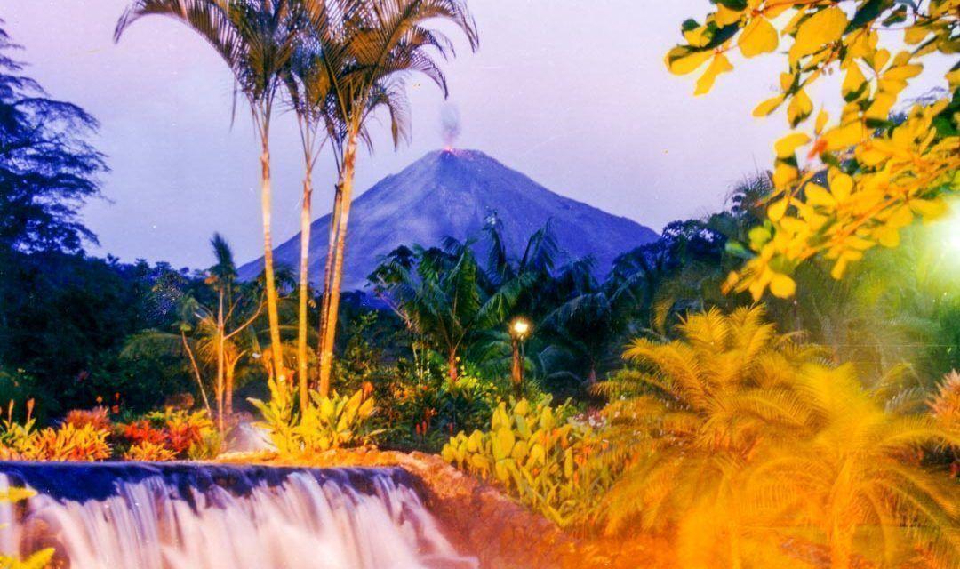 EL BALNEARIO DE TABACÓN EN COSTA RICA: EL SPA NATURAL MÁS BELLO DEL MUNDO