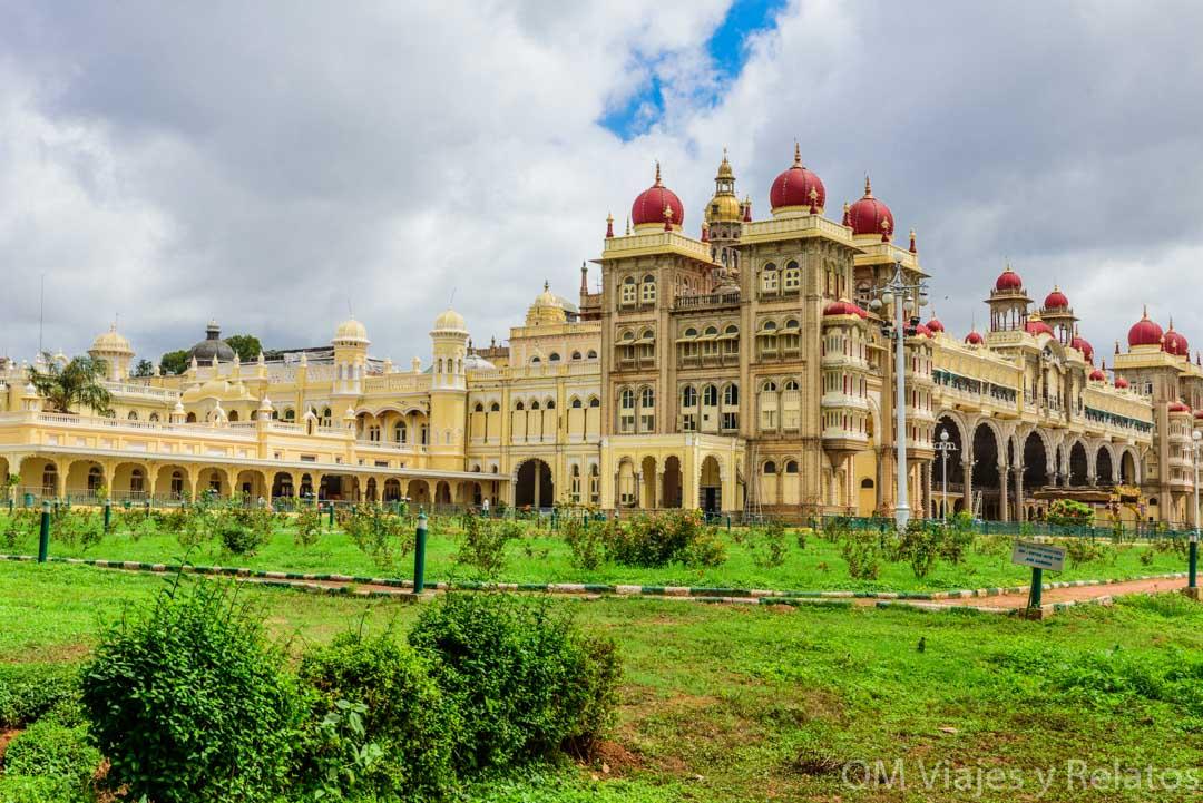 que-ver-en-Mysore-el-palacio-de-Mysore