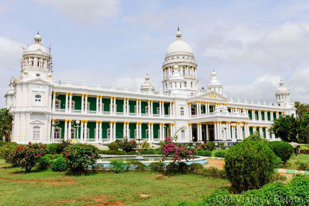 que-ver-en-Mysore-Lalita-Mahal-palace