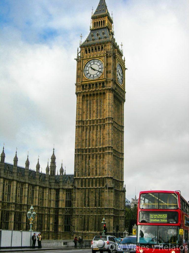 Consejos de viaje a Londres