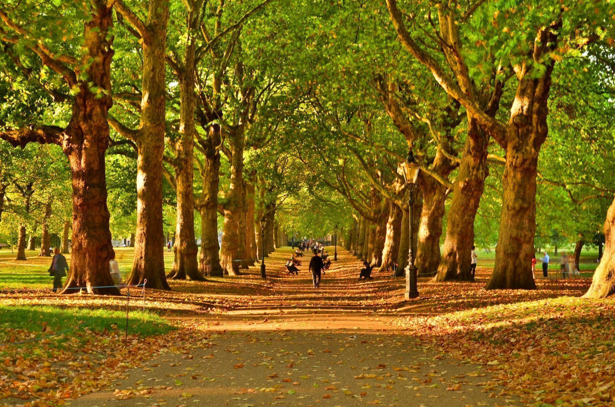 parques-Londres