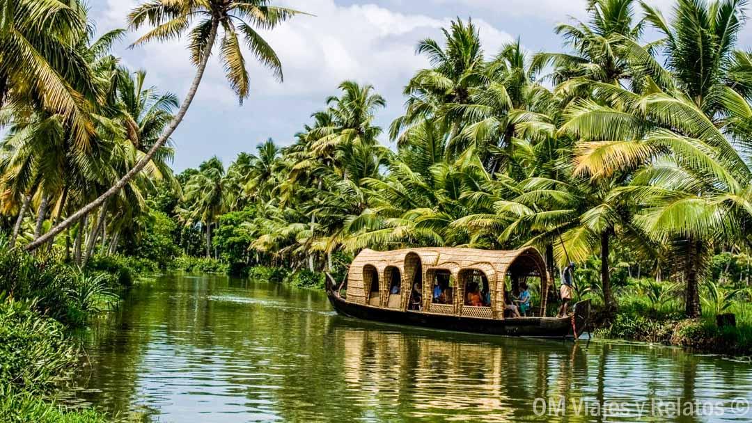 GUIA DE LOS BACKWATERS DE LA INDIA: CÓMO RECORRERLOS DE NORTE A SUR POR LIBRE