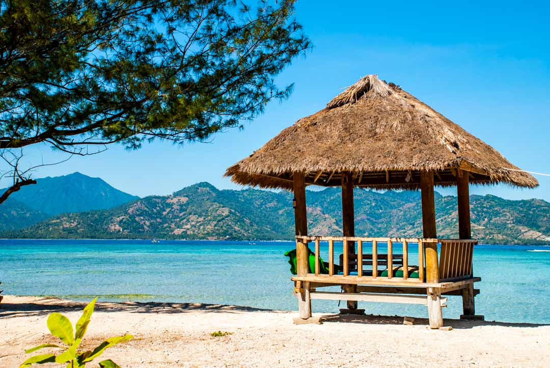 Indonesia-playas