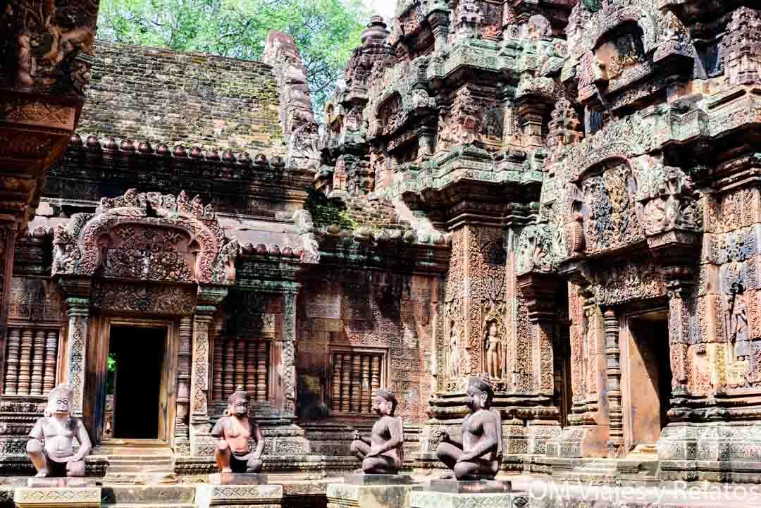 templos-de-Angkor-Banteai-Srei