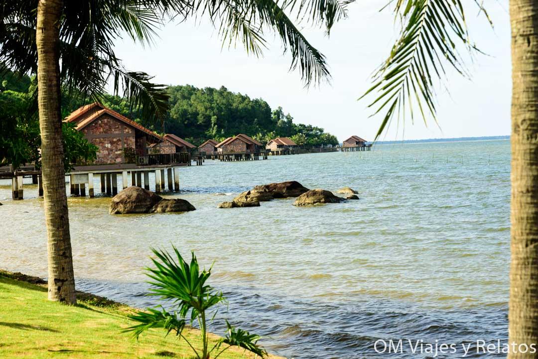 Vedana lagoon resort en Vietnam