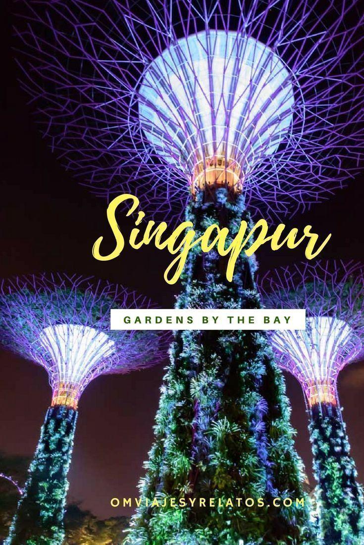 Gardens-Singapur