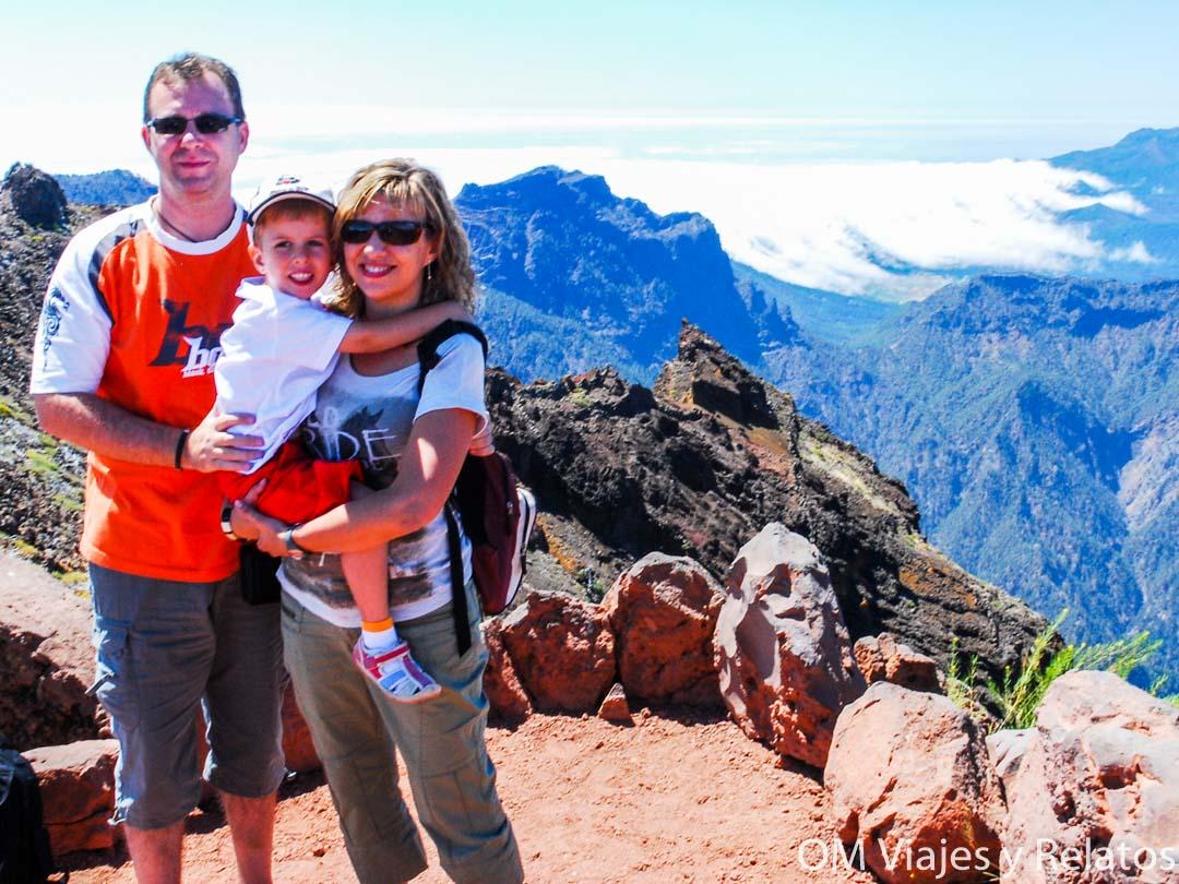 Om viajes y relatos en La Palma