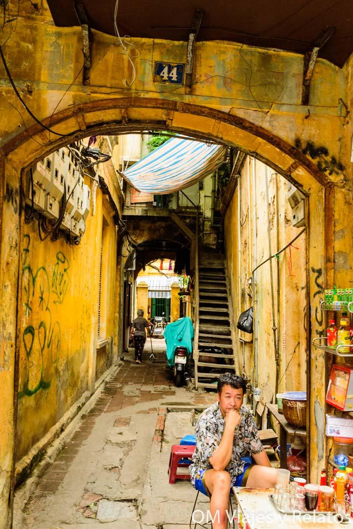 Que ver en Hanoi: Old Quarter