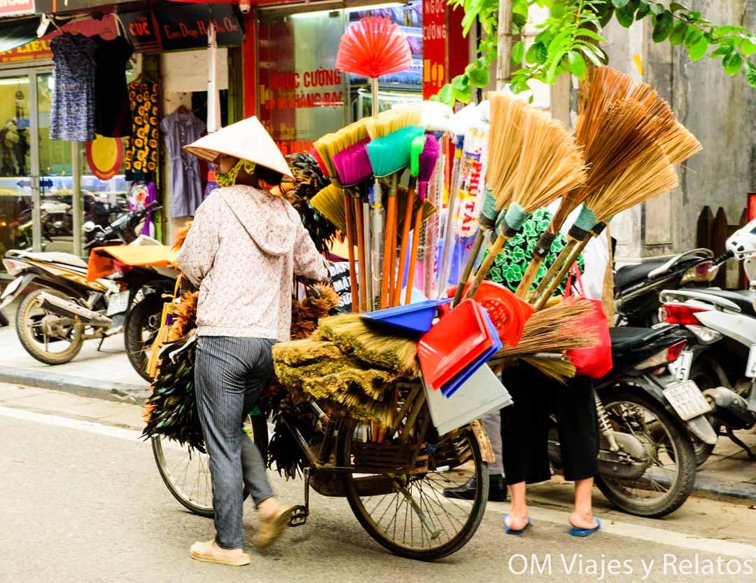 Imágenes del Viejo Hanoi