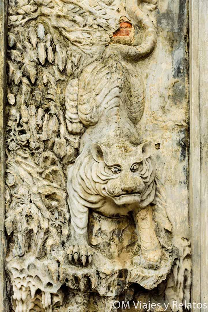 Tigre y Dragón Hanoi