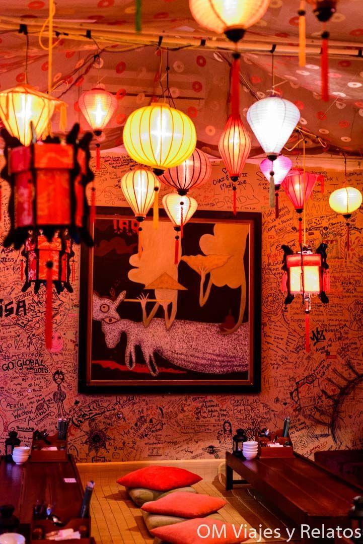 Lantern Lounge Hanoi