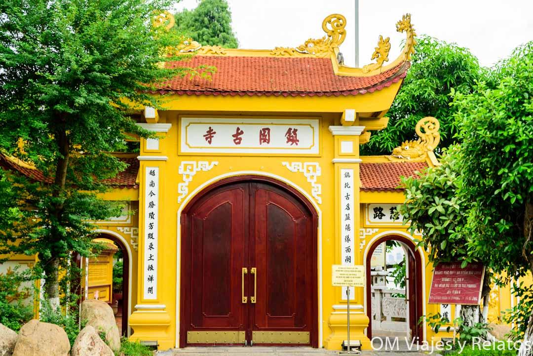 templos de Hanoi