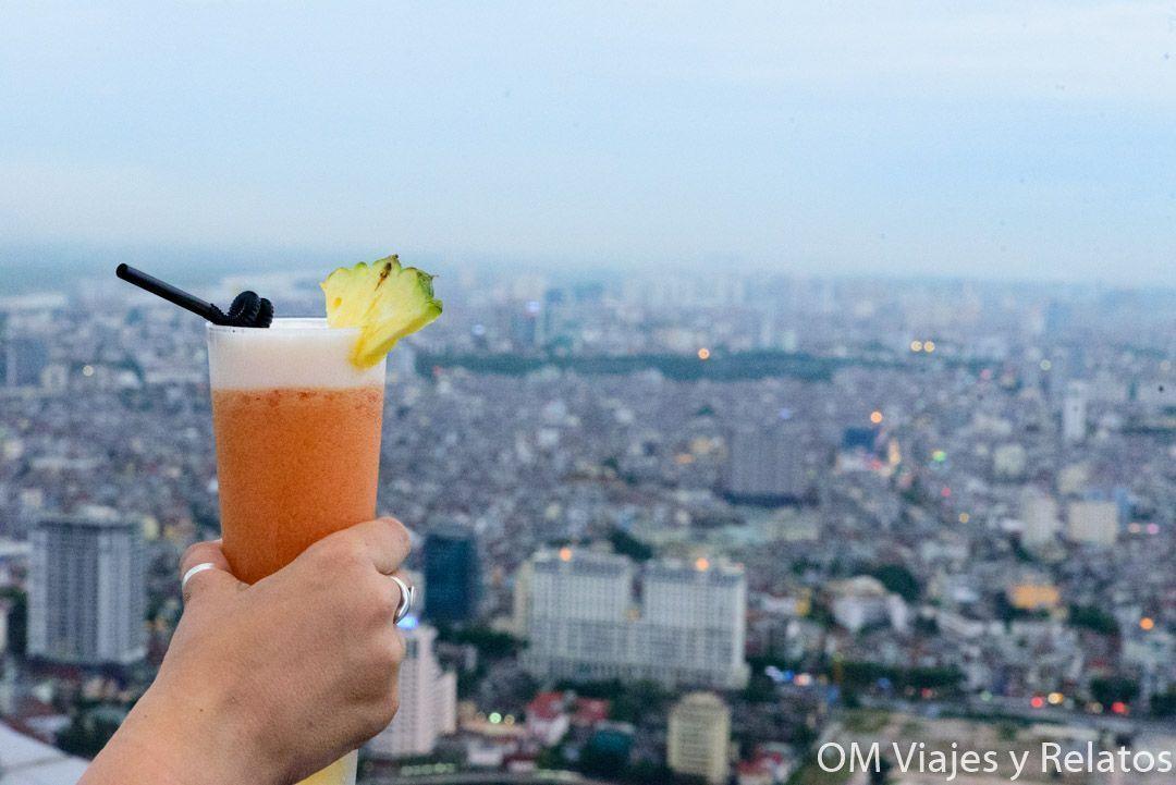 Sky Bar Hanoi