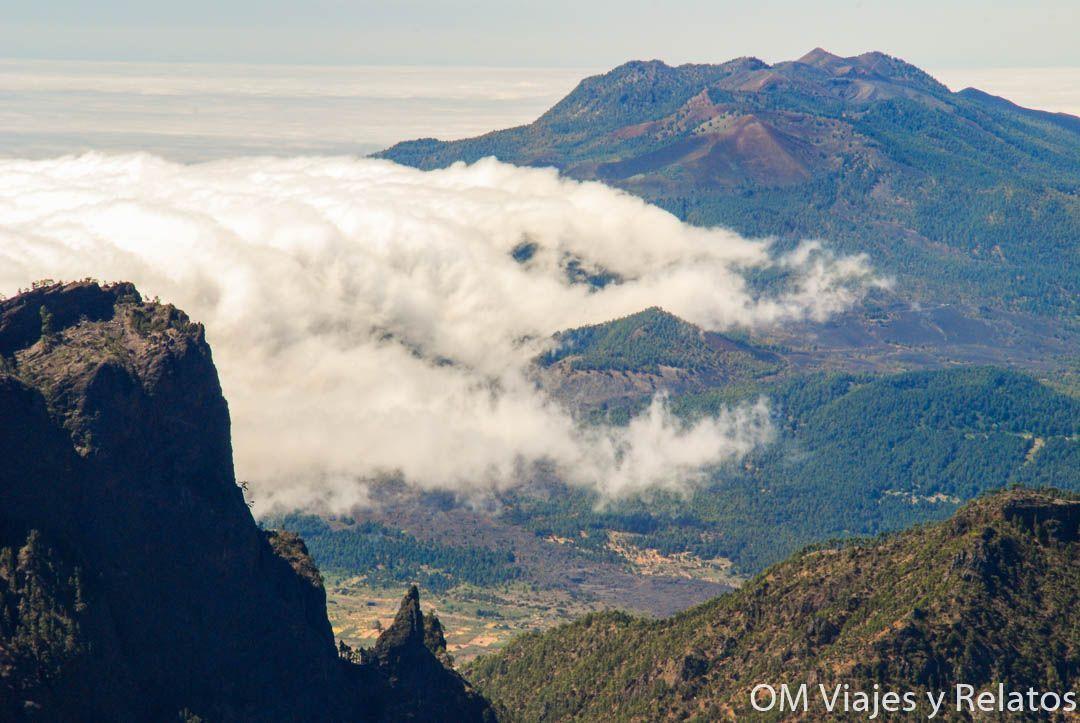 Rutas Caldera Taburiente en la Palma