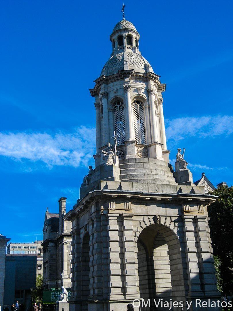 Trinity-College-Dublín