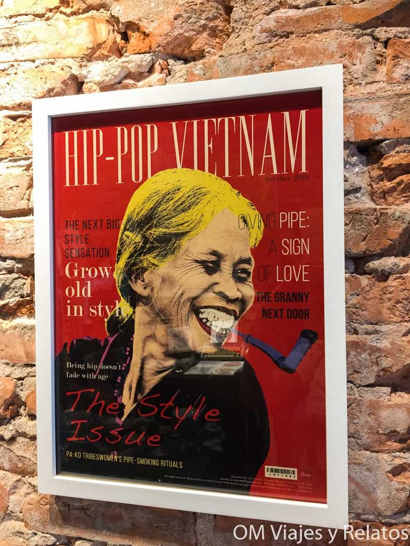 Propaganda comunista Vietnam