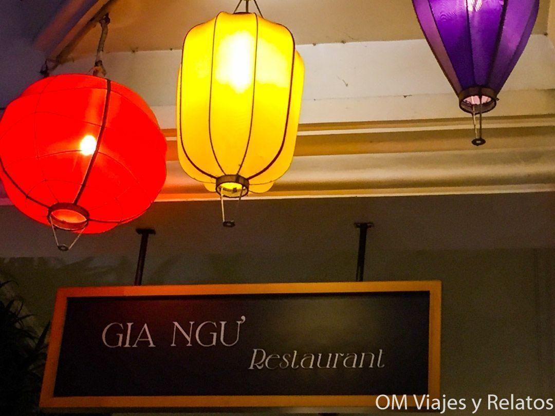 Restaurantes con encanto en Hanoi