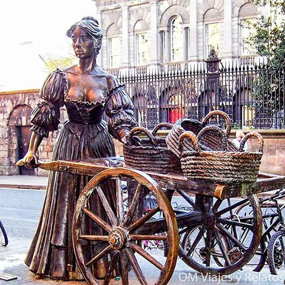 Molly-Mallone-que-ver-en-Dublín