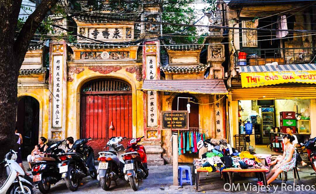 Old- Quarter-Hanoi-que-ver-en-Hanoi-en-2-días