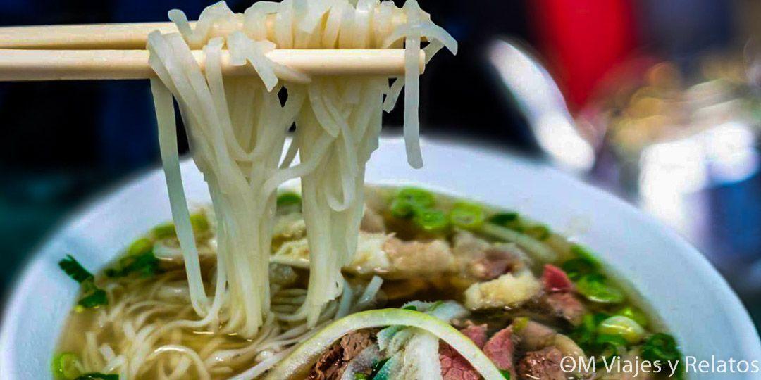sopa Pho Vietnam