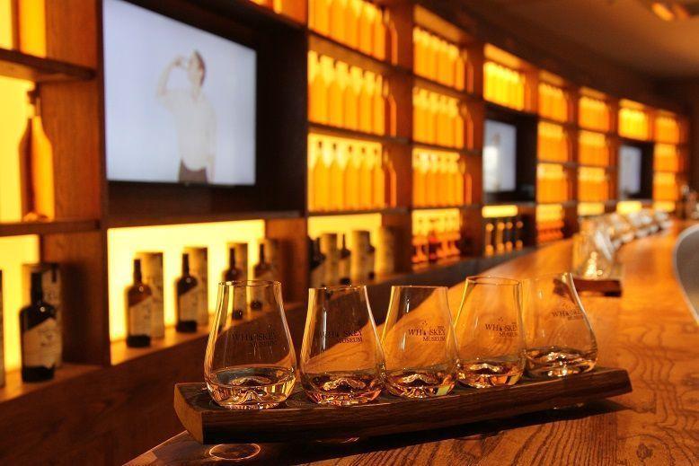 museo del whiskey-cosas que hacer en Dublín