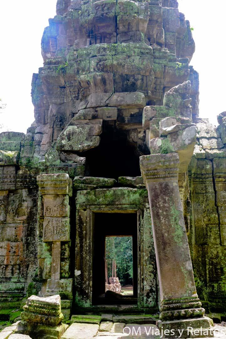 Puertas misteriosas de Angkor
