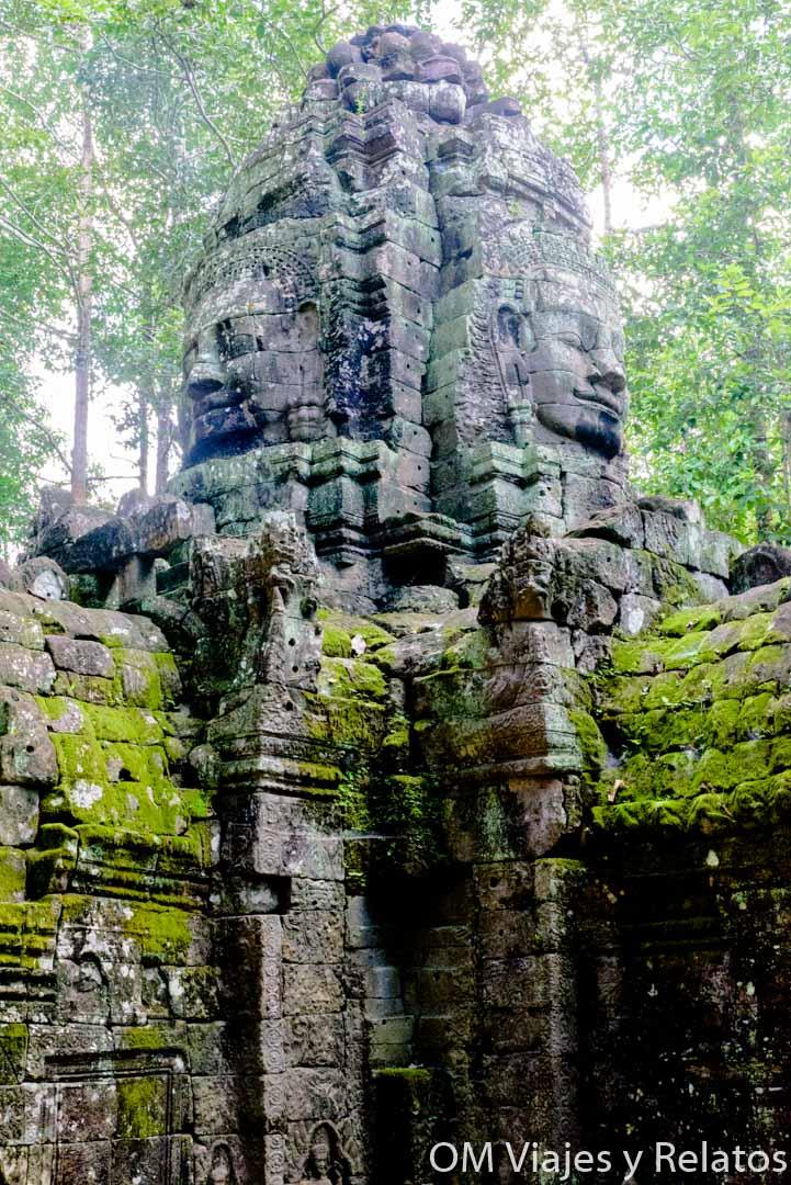 Sonrisas de Angkor